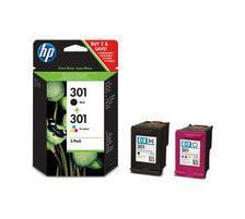 301 Combopack black/color zu HP CR340EE
