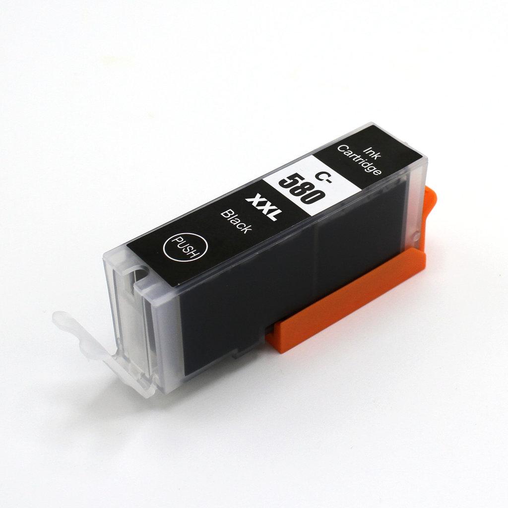 Pgi 580pgbkxxlgen Tinte Schwarz Kompatibel Zu Canon 257ml Kaufen Ink Cartridge 29 Red